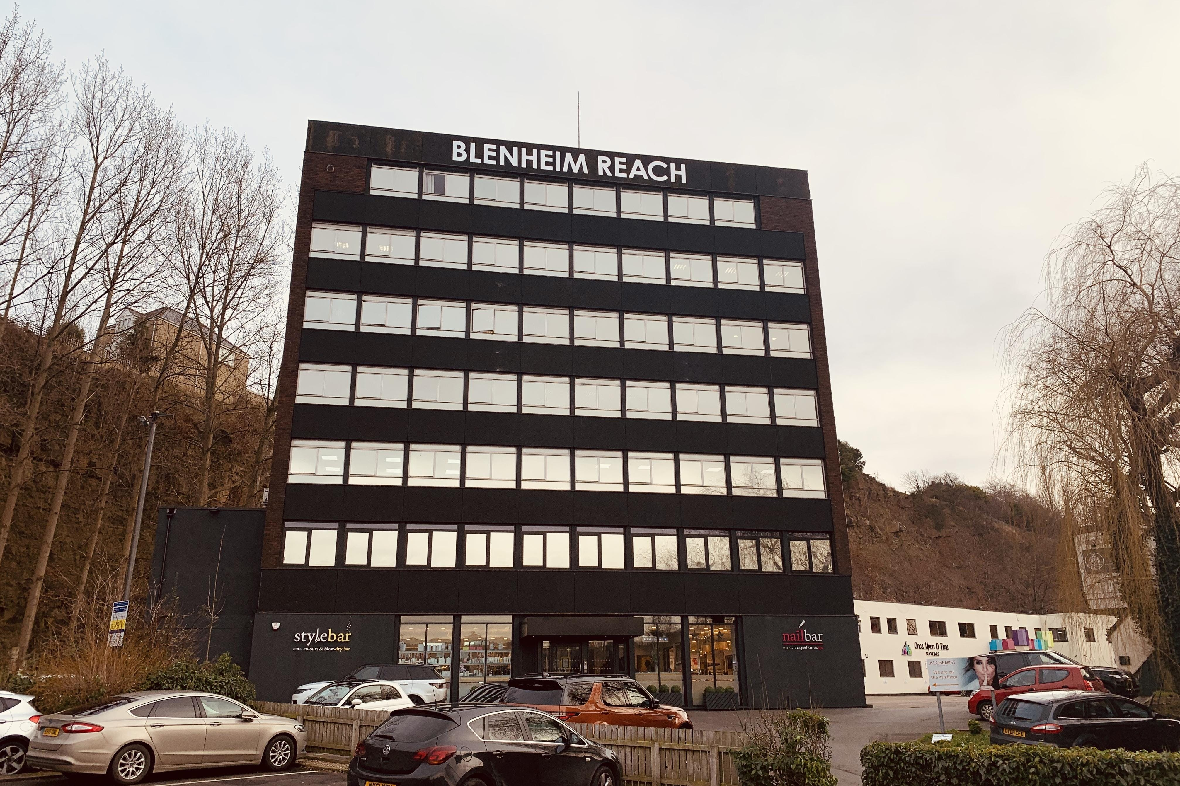 Blenheim Reach, 861 Ecclesall Road, Sheffield, Offices To Let - IMG_2576.jpeg