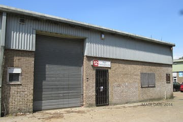 Unit 12 Ventura Place, Poole, Industrial & Trade, Industrial & Trade To Let - Front.jpg