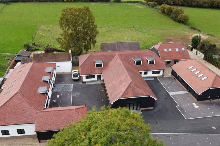 Kings Court, Burrows Lane, Gomshall, Offices To Let / For Sale - DJI_0236.JPG