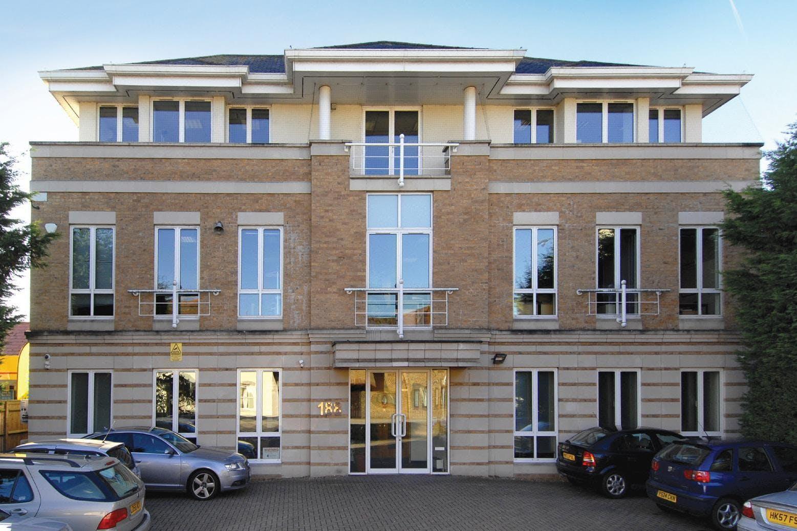188 High Street, Egham, Office To Let - 188 High Street Egham front elevation.jpg