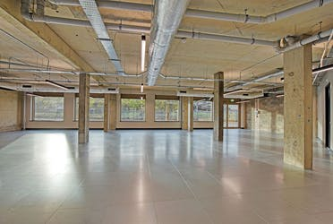 Bagel Factory West Unit B, Hackney Wick, Offices To Let / For Sale - 65889f116d9a4bbfa99c69a7335d0617BGPB  Bagel Factory  1medium.jpeg - More details and enquiries about this property