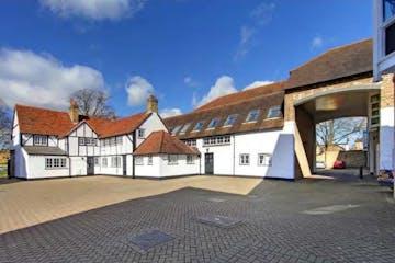 3 Britannia Court, The Green, West Drayton, Development / Residential / Office For Sale - Britannia Court West Drayton courtyard ii.jpg