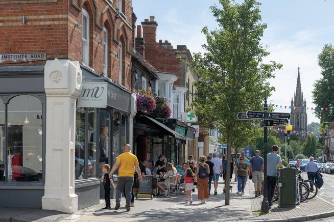 4-5 Market Square, Marlow, Offices To Let - Town centre image