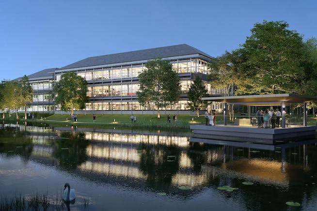 Arlington Business Park, Reading, Office To Let - 1330_Lake-View_Dusk_RGB_Web.jpg