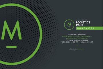 Mulberry Logistics Park, Doncaster, Distribution Warehouse To Let - Mulberry doncaster front cover.JPG