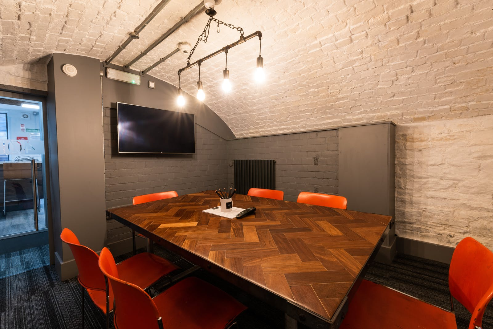 The Stamp House, 52 Bank Street, Sheffield, Office To Let - Meeting Room1.jpg