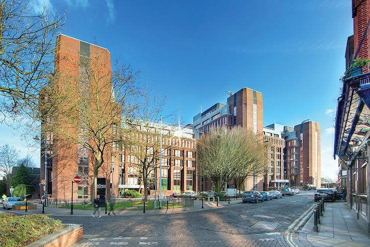 Dukes Court, Woking, Offices To Let - Dukes-Crt-Front-1.jpg