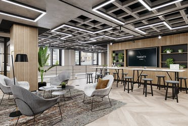 20 St. James's Street, London, Office To Let - 20St_james_GF_Seating.jpg - More details and enquiries about this property