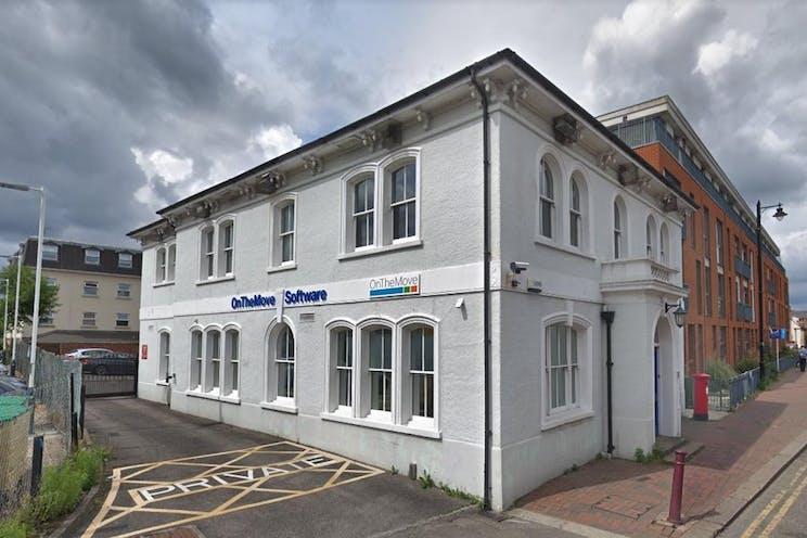 1 Guildford Street, Chertsey, Offices / Development (Land & Buildings) For Sale - Chertsey 1.jpg