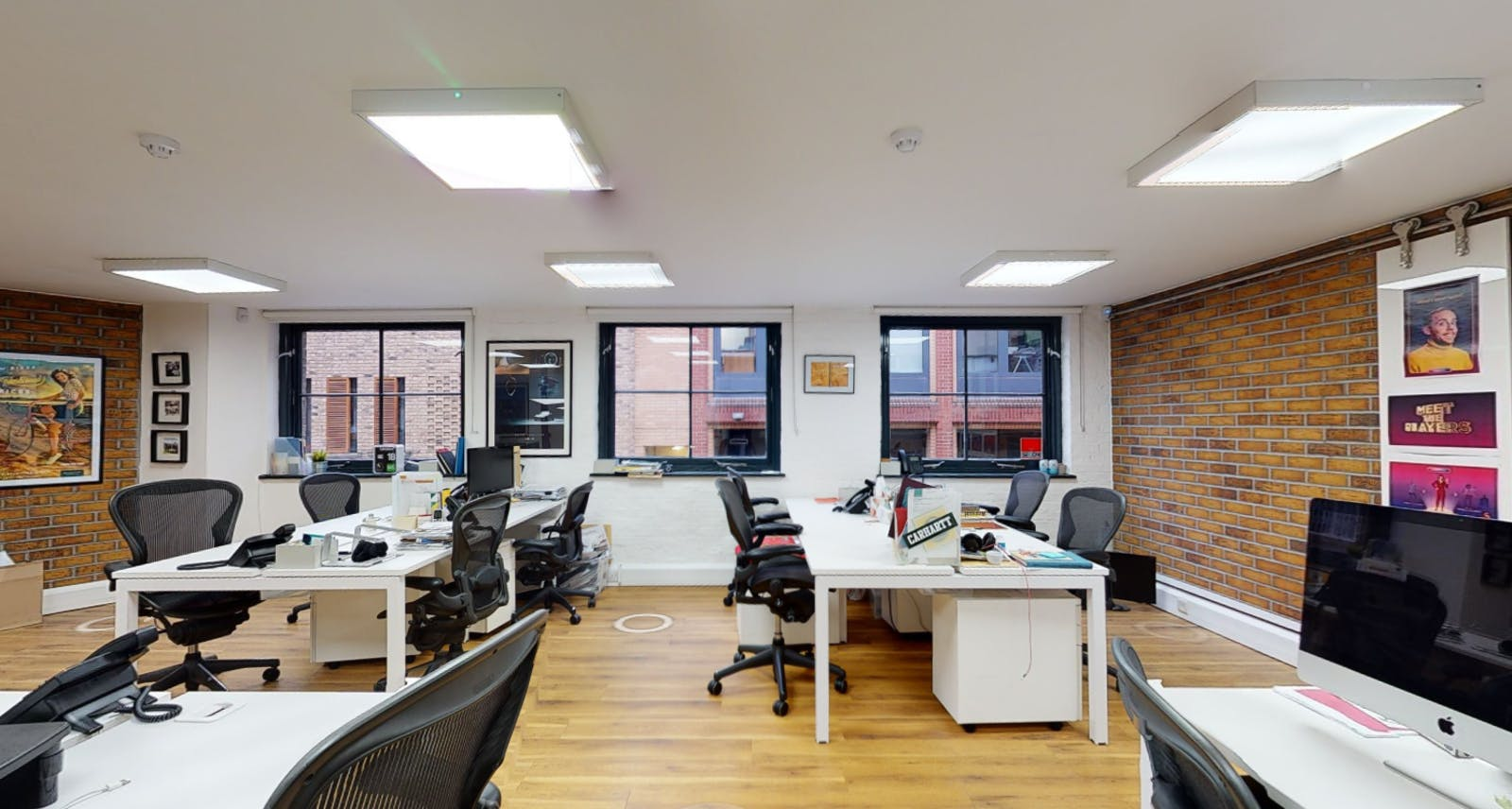 11-12 Charlotte Mews, London, Office To Let - Office 3.PNG