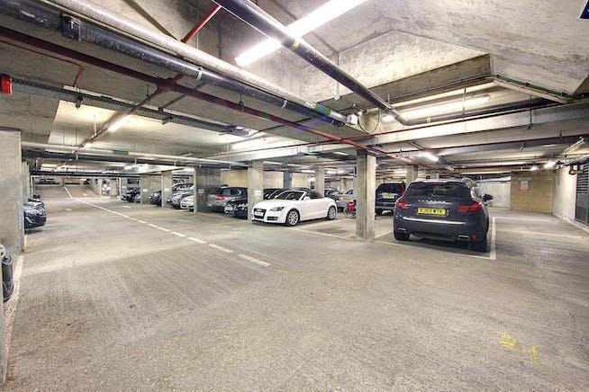 Royal Albert House, Sheet Street, Windsor, Office To Let - carpark.jpg