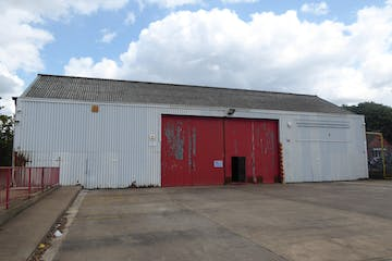 Milethorn Works, Milethorn Lane, Doncaster, Warehouse & Industrial To Let - Front elevation