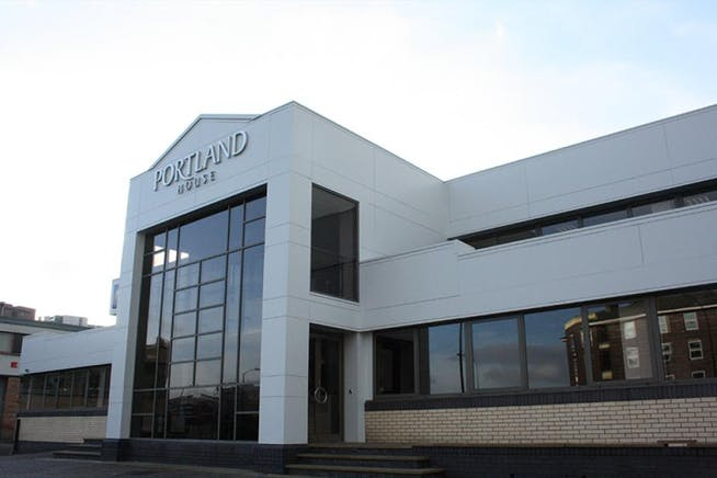 Portland House, Portland House, 243 Shalesmoor, Sheffield, Offices To Let - Portland House external day