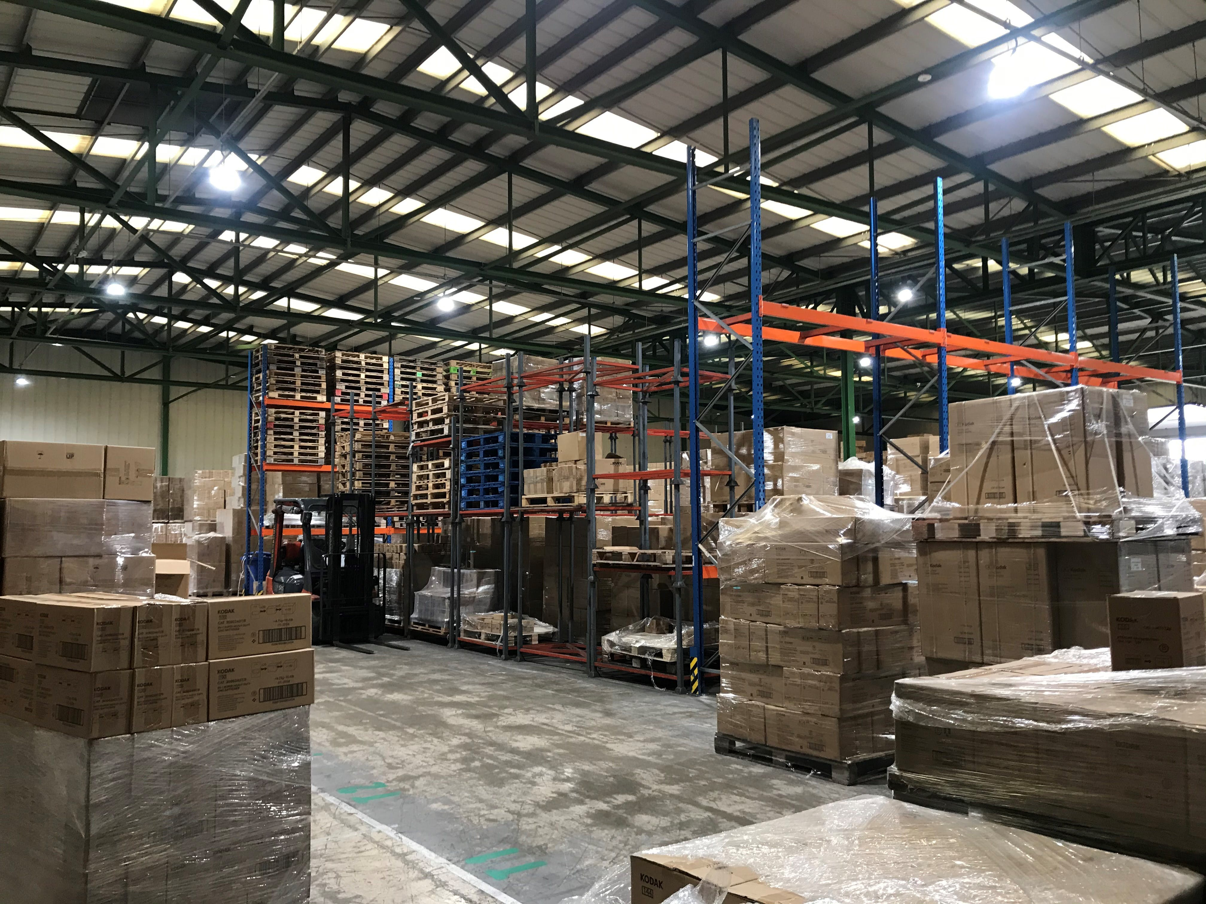 Strand House, Blackbushe Business Park, Yateley, Warehouse & Industrial To Let - 4 SH.jpg