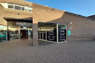 1 Clapham House, Festival Place, Basingstoke, Retail To Let - Image 1