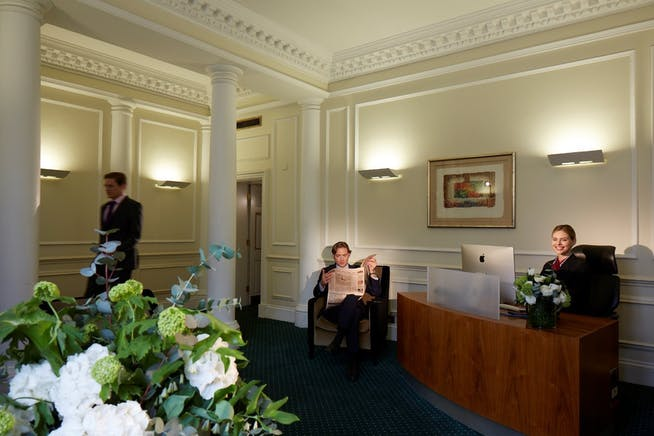 23 Berkeley Square, Mayfair London, Serviced Office To Let - 006_Property.jpg