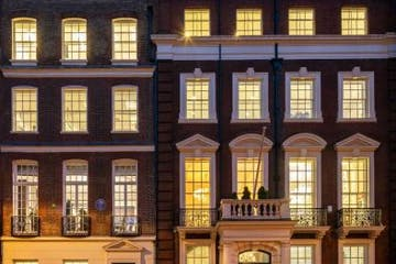 59-60 Grosvenor Street, London, Offices To Let - External