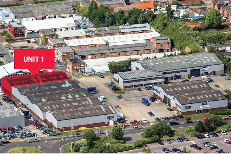 Unit 1 Hyperion Trade Park, Reading, Industrial To Let - Unit1Aerial.jpg