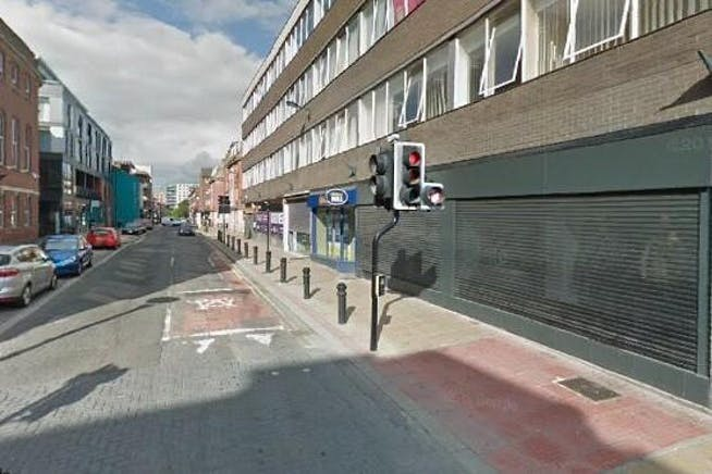 36 Division Street, Sheffield, Retail To Let - Image from Google Street View - 992