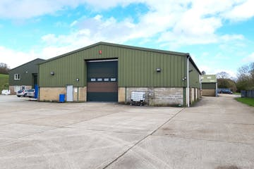 Unit 1 Ropley Business Park, The Dene, Alresford, Warehouse & Industrial To Let - Image 1