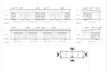 Turner Business Park, Handsworth Road, Sheffield, Industrial To Let / For Sale - Proposed Elevations A3 .jpg