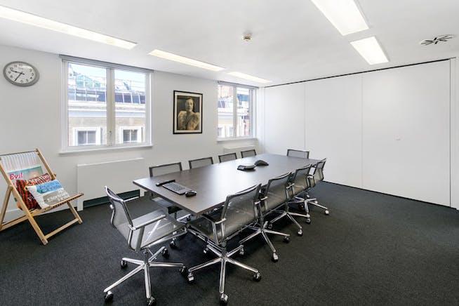 Drury Works, 161 Drury Lane, London, Offices To Let - DW Internal 2