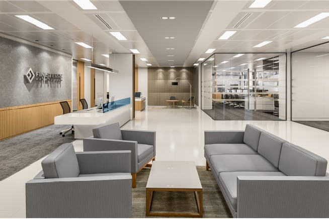 10 New Burlington Street, London, Office To Let - 2nd floor reception.PNG