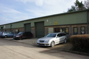 Unit 20 Horcott Industrial Estate, Fairford, Industrial To Let - 19-21 Horcott.JPG