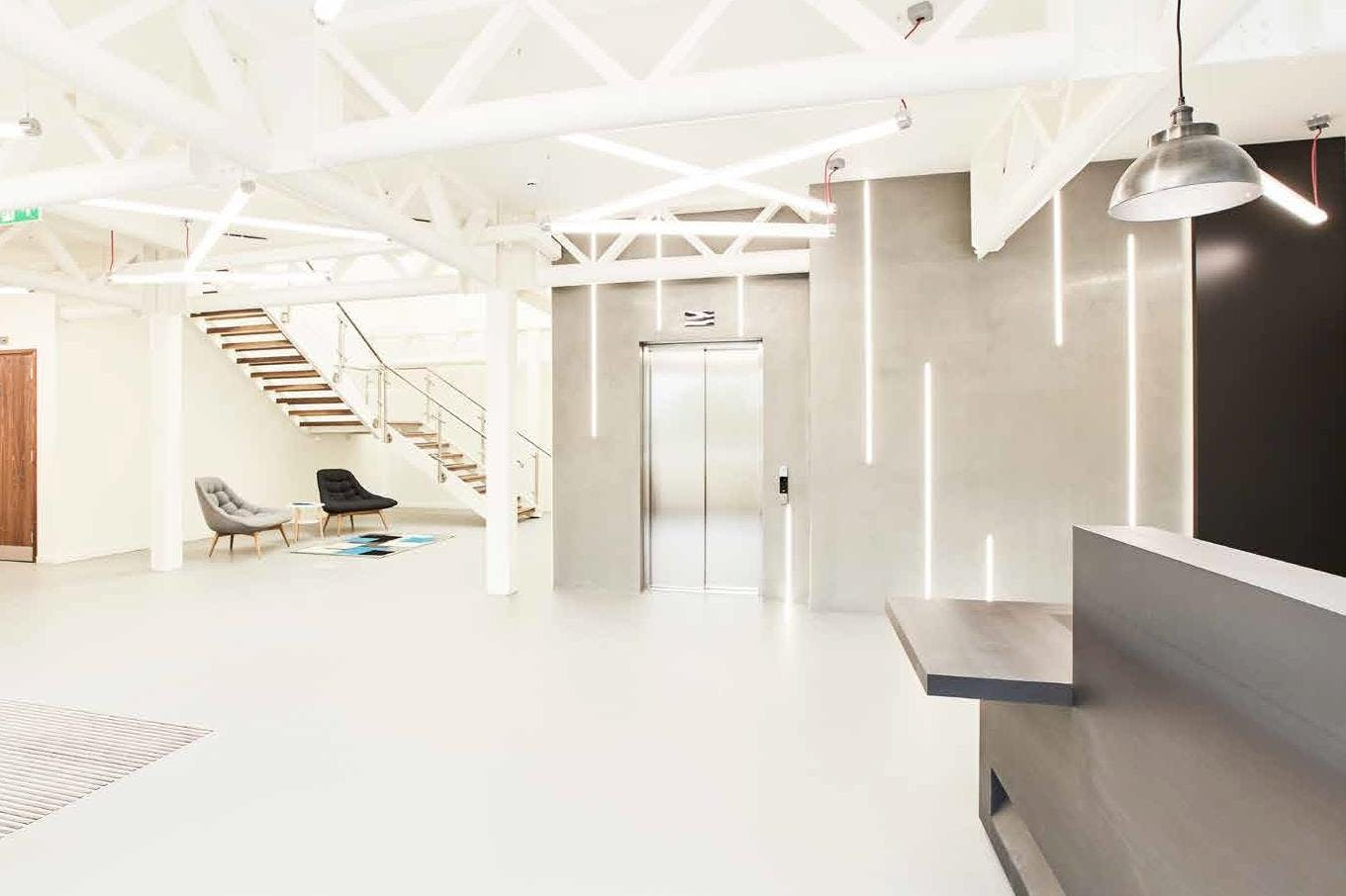 4 The Sector, Newbury Business Park, Newbury, Offices To Let - Reception.jpg