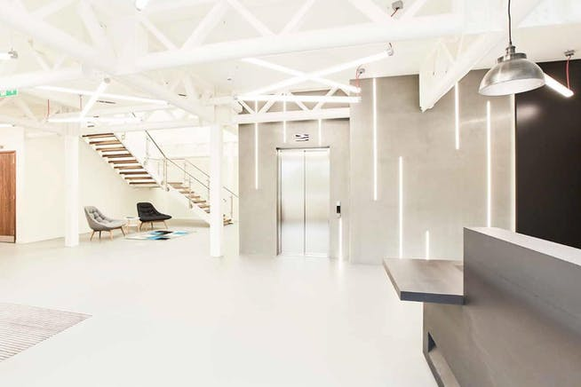 4 The Sector, Newbury Business Park, Newbury, Office To Let - Reception.jpg