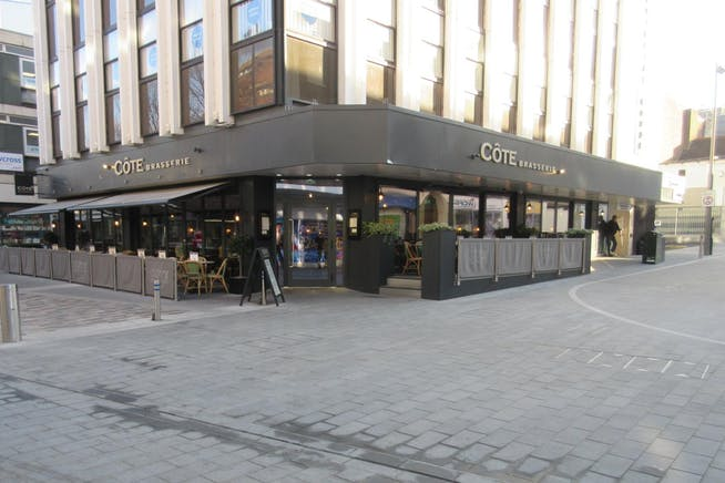 Restaurant Unit 1, Morris House, 34 Commercial Way, Woking, Retail / D2 Leisure To Let - IMG_6815.JPG
