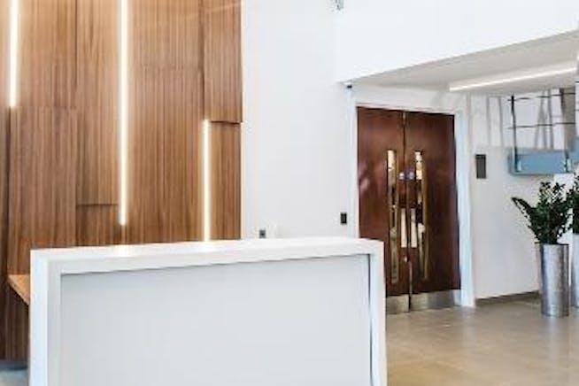 Central 40, Chineham Park, Basingstoke, Offices To Let - Reception.jpg