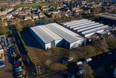 Unit 2 Woodside Industrial Estate, Humphry's Road, Dunstable, Industrial To Let - Woodside 2  16 Aerial 16 of 18.jpg - More details and enquiries about this property