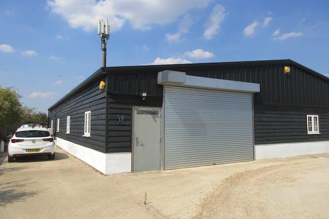 Unit 17 Vicarage Farm, Halliford Road, Sunbury On Thames, Warehouse & Industrial To Let - IMG_2023.JPG