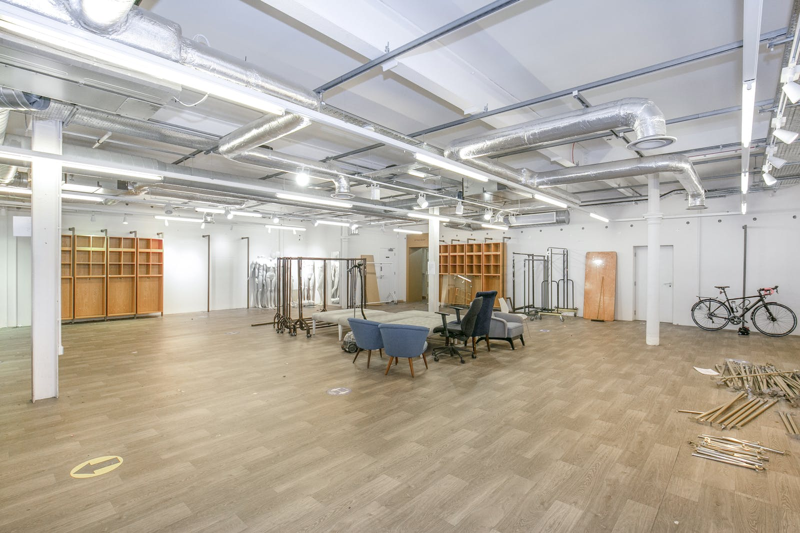 7-9 Chatham Place, London, Office / Industrial / Trade Counter / Retail / Showroom / Leisure / D2 (Assembly and Leisure) To Let - S25C7987.jpg