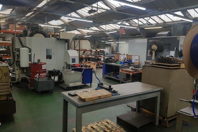 Fernite Works, Coleford Road, Sheffield, Industrial For Sale - Fernite - Internal 3.jpg