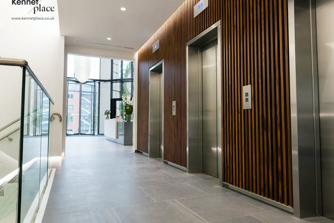 Kennet Place, 121 Kings Road, Reading, Offices To Let - KP_Lifts.jpg