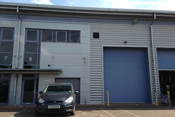 Unit 6, Trade City, Avro Way, Brooklands Business Park, Weybridge, Warehouse & Industrial To Let - image4.JPG