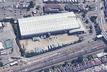 Former H&M Unit, Victory Park, London, Industrial To Let - 3D Aerial.PNG - More details and enquiries about this property