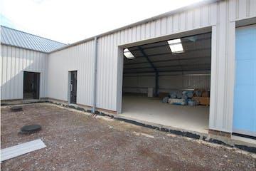 Unit 2, Dracott Park, Normandy, Warehouse & Industrial To Let - Unit 2 front edit.jpg