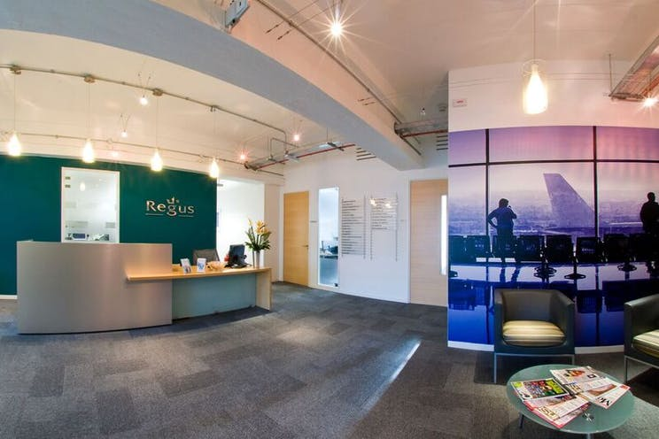Farnborough Airport, Farnborough, Offices To Let - regus farnborough 3.JPG