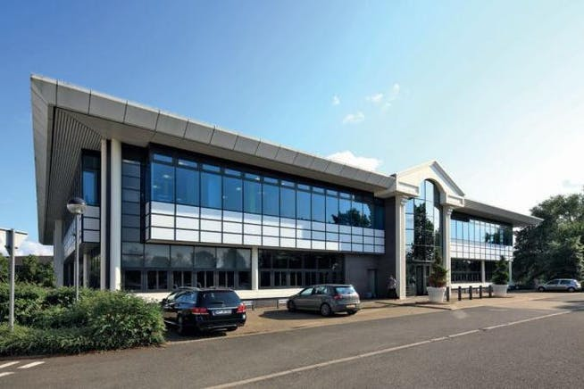 Eleven Watchmoor Park, Riverside Way, Camberley, Office To Let - Front elevation.JPG