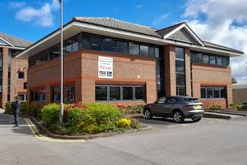 4 Meridian Office Park, Osborn Way, Hook, Offices To Let - External Shot.jpg