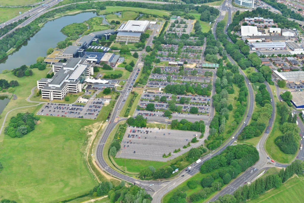 Lakeside North Harbour Campus - D&B And Other Opportunities, Portsmouth