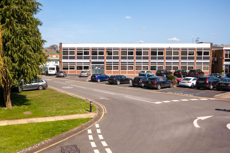 1st Floor Solent House, Lansbury Business Estate, Lower Guildford Road, Woking, Offices To Let - SolentHouseExteriors-5.jpg