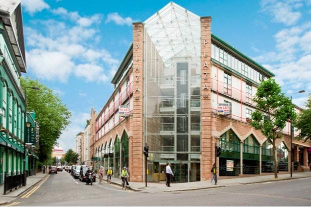 The Plaza - Unit 1.20, 535 King's Road, London, Office To Let - 2.jpg