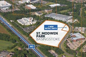St Modwen Park, Jays Close, Viables, Basingstoke, Retail / Restaurant To Let - Image 1
