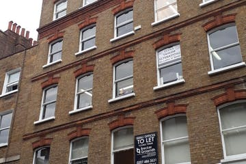 59-61 Brewer Street, London, Office To Let - 59-61 Brewer St front 20190502 (002).jpg