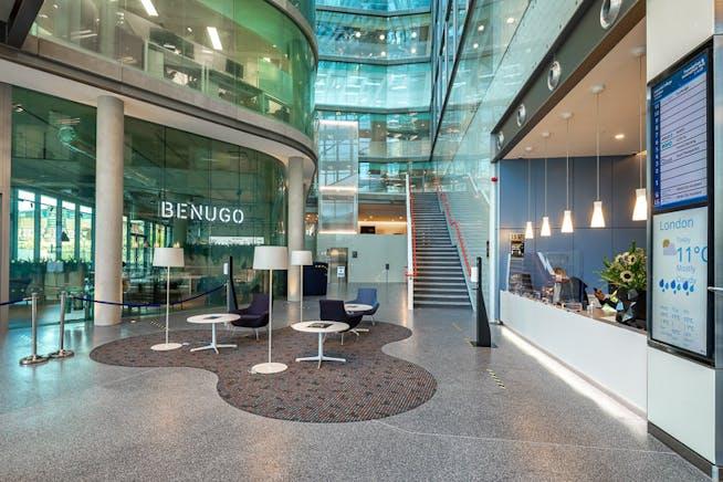 The Translation And Innovation Hub (I-HUB), White City, London, Offices To Let - IHub_009.jpg