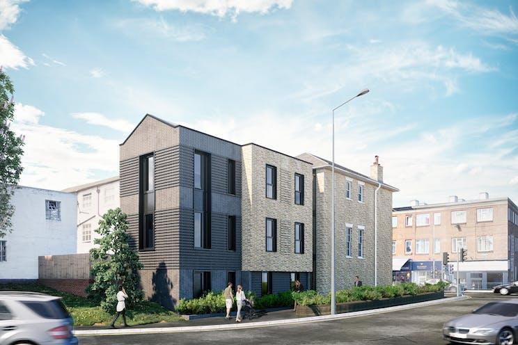 150 High Street, Sevenoaks, Development (Land & Buildings), Investment Property For Sale - 150 High Street Sevenoaks CGI.jpg
